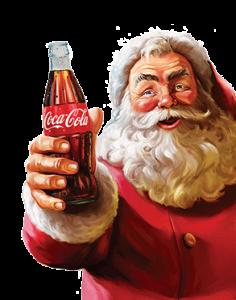 CocaCola Santa